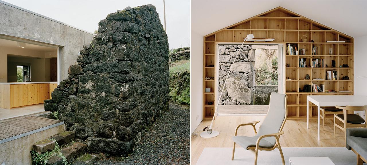 Entre la arquitectura vernácula y contemporánea