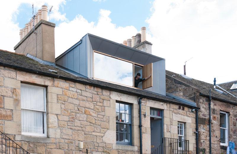zinc-clad-loft-extension