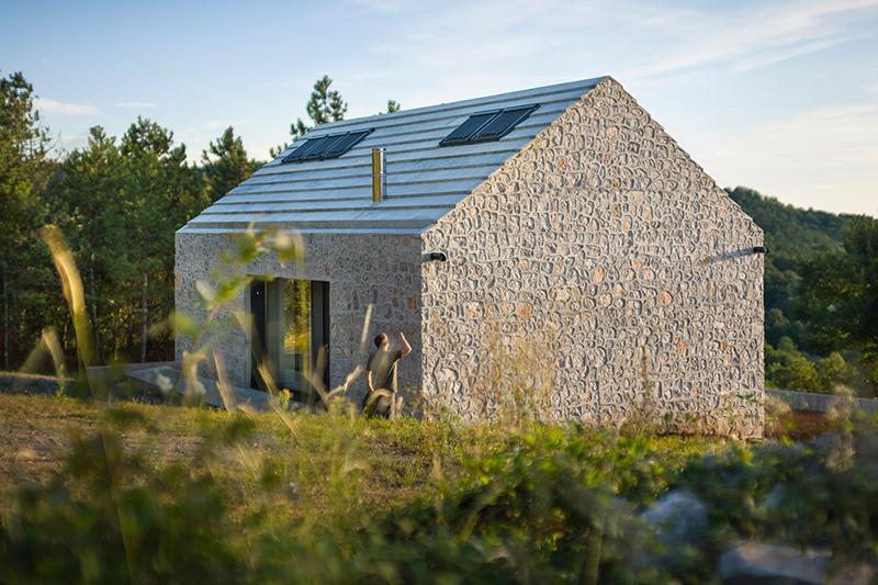 Casa rural piedra
