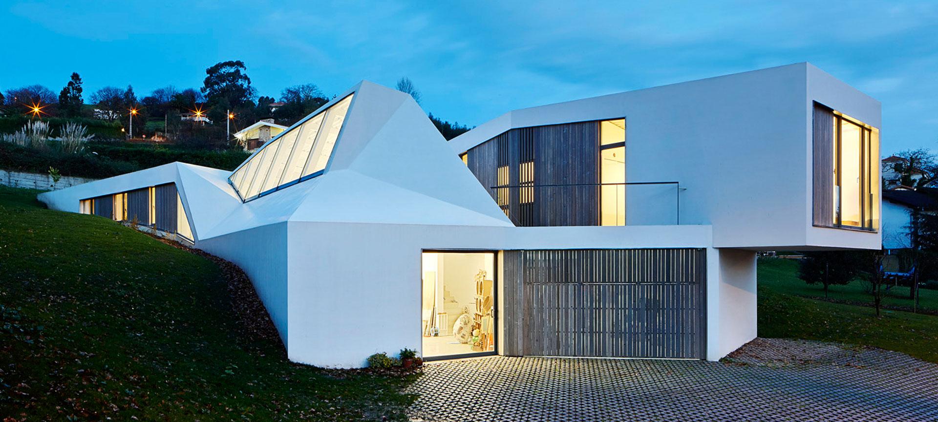 Estilos arquitect nicos selecta home for Estilos arquitectonicos contemporaneos